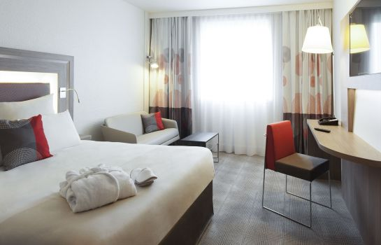 Double room (standard) Novotel Paris 17