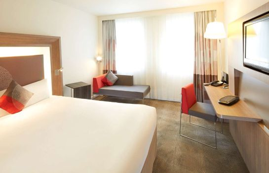 Room Novotel Paris 17
