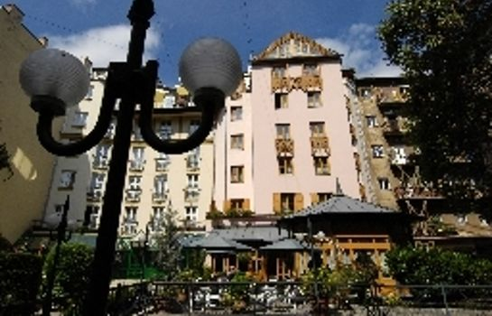 Terras Corvin Hotel Budapest Sissi wing ***