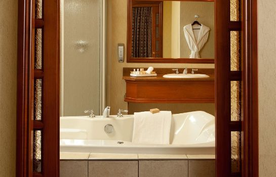Bagno in camera Hotel Chateau Laurier Quebec