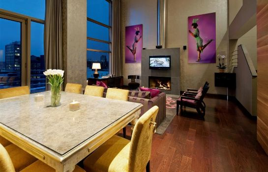 Suite Gansevoort Meatpacking NYC