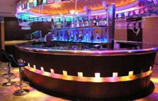 Bar hotelowy Howard Johnson Plaza