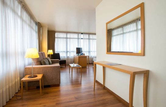 Chambre TRYP Montevideo Hotel