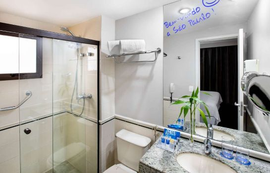 Chambre individuelle (standard) TRYP Sao Paulo Itaim Hotel