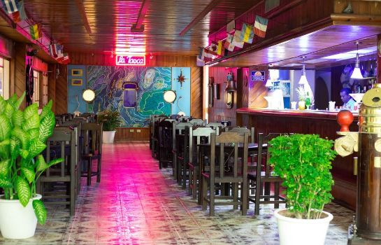 Bar hotelowy Sol Caribe San Andres - All Inclusive