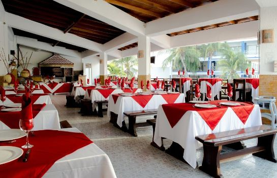 Restauracja Sol Caribe San Andres - All Inclusive