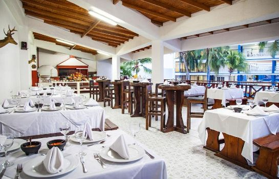 Restaurant Sol Caribe San Andres - All Inclusive Sol Caribe San Andres - All Inclusive