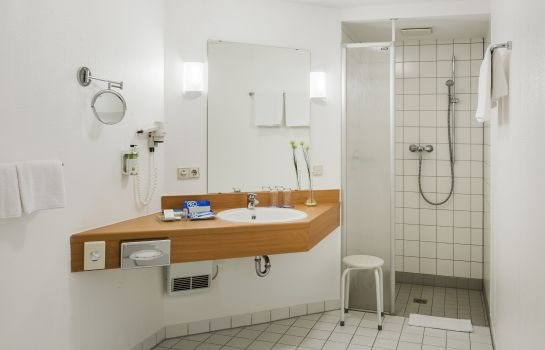 Bagno in camera TRYP Celle Hotel