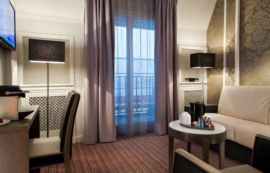 Suite Timhotel Opera Blanche Fontaine