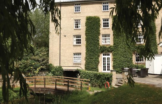 Vista esterna Cambridge Quy Mill Hotel & Spa Best Western Premier Collection