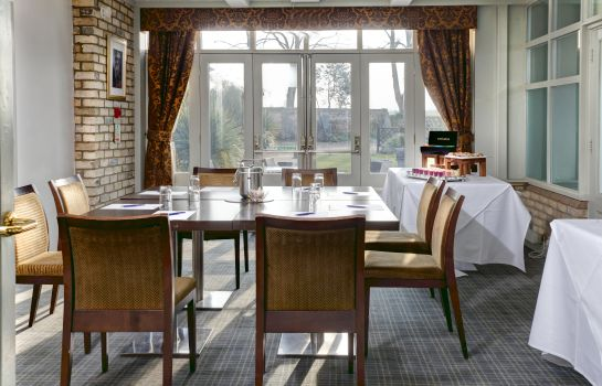 Vista all'interno Cambridge Quy Mill Hotel & Spa Best Western Premier Collection