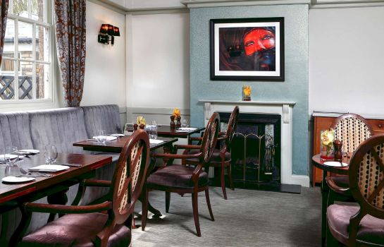 Ristorante Cambridge Quy Mill Hotel & Spa Best Western Premier Collection