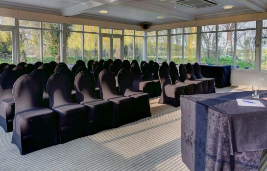 Sala congressi Cambridge Quy Mill Hotel & Spa Best Western Premier Collection