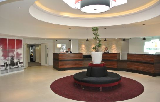 Hotelhalle Holiday Inn LONDON GATWICK - WORTH