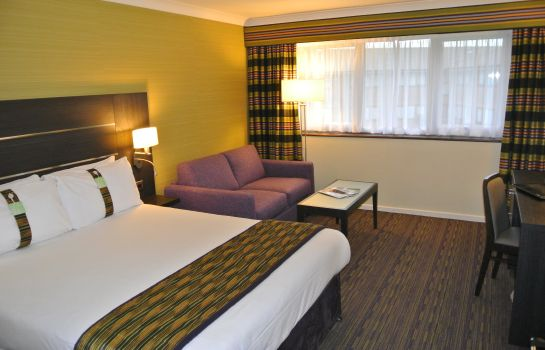 Info Holiday Inn LONDON GATWICK - WORTH