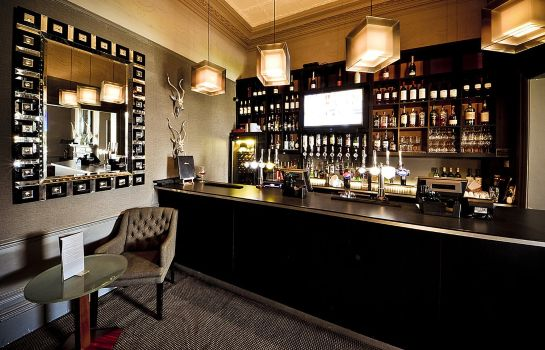 Hotel bar Hollin Hall