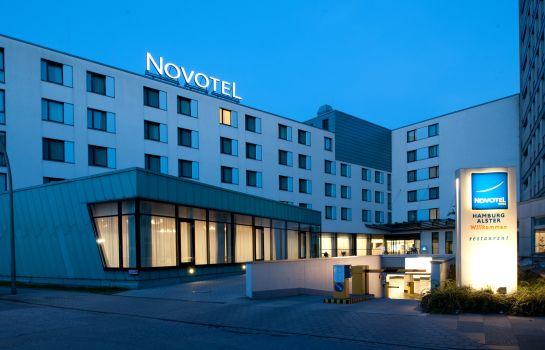 Hotel Novotel Hamburg City Alster