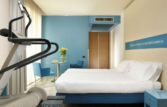 Zimmer UNAHOTELS Bologna Centro