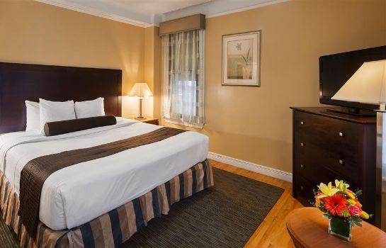 Suite BEST WESTERN PLUS HOSPITALITY
