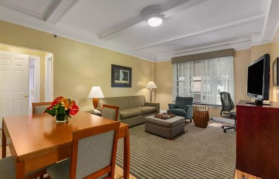 Suite Best Western Plus Hospitality House