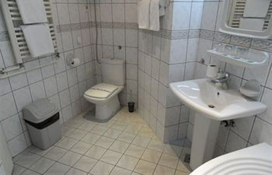 Bagno in camera Voyager Bed & Breakfast