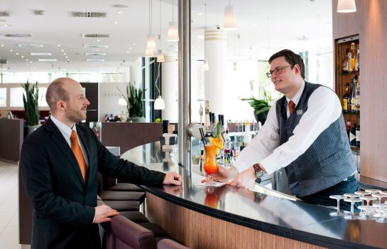Hotel-Bar Novotel Hamburg City Alster