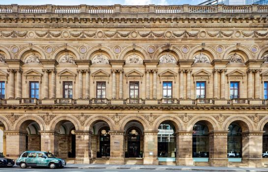 Exterior view The Edwardian Manchester Hotel