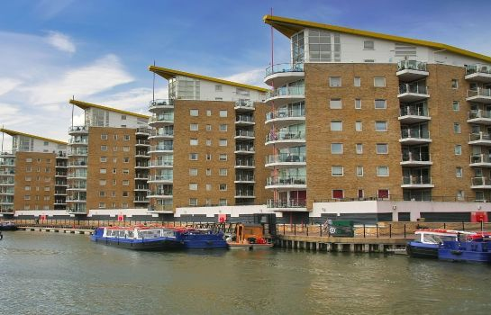 Vista esterna Holiday Inn Express LONDON - LIMEHOUSE