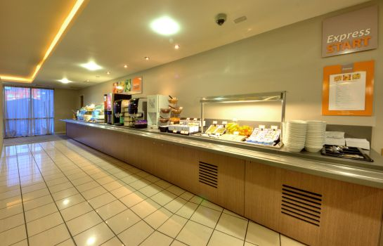 Ristorante Holiday Inn Express LONDON - LIMEHOUSE