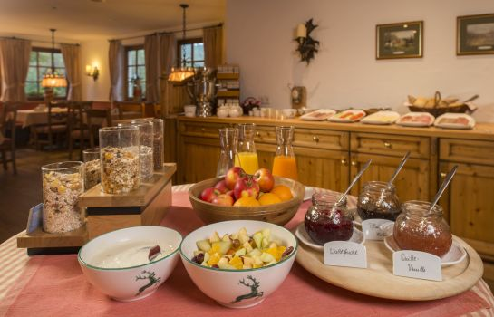 Breakfast buffet Hotel Waldhaus Föckinghausen