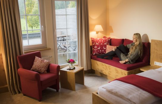 Double room (superior) Hotel Waldhaus Föckinghausen