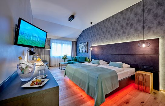 Junior suite Forsters Posthotel