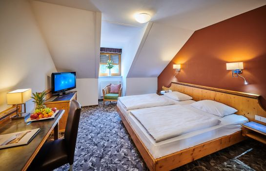 Double room (standard) Forsters Posthotel