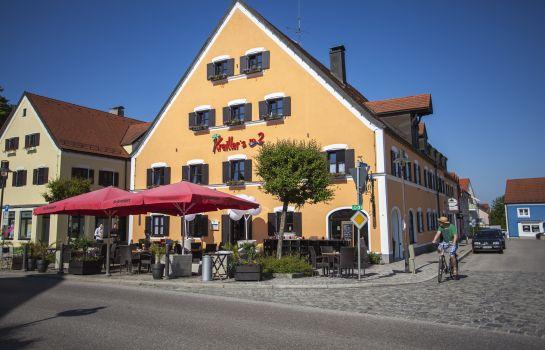 Außenansicht Wandinger Hof By Lehmann Hotels
