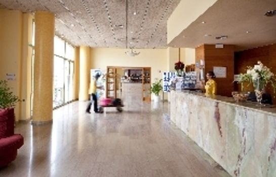Recepcja H TOP Royal Sun Suites 4* Superior