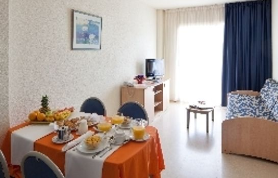 Pokój dwuosobowy (standard) H TOP Royal Sun Suites 4* Superior