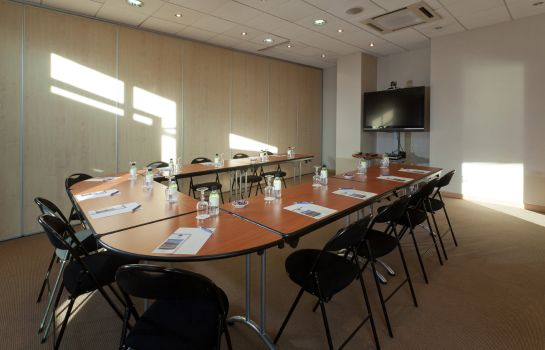 Conference room Best Western Corsica Bastia Centre