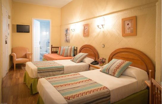 Triple room B & B Naranjo
