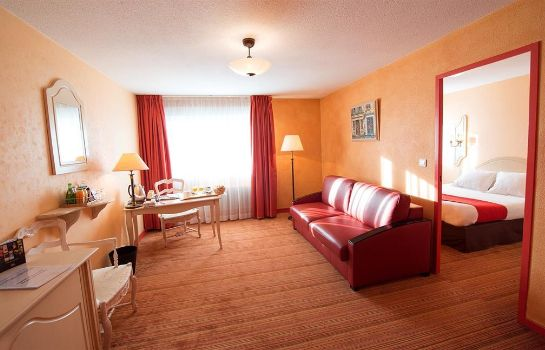 Camera Best Western Marseille Bonneveine Prado