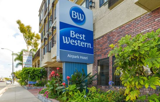 Exterior view BEST WESTERN AIRPARK HOTEL