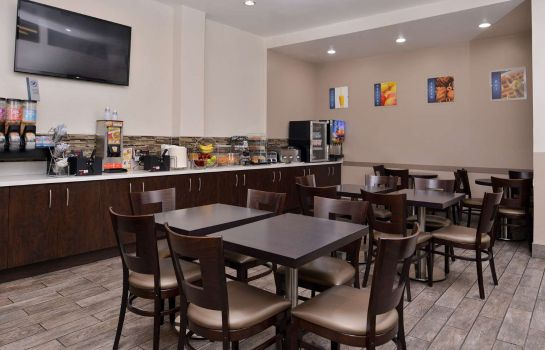Restaurant Best Western Airpark Hotel-Los Angeles LAX Airport