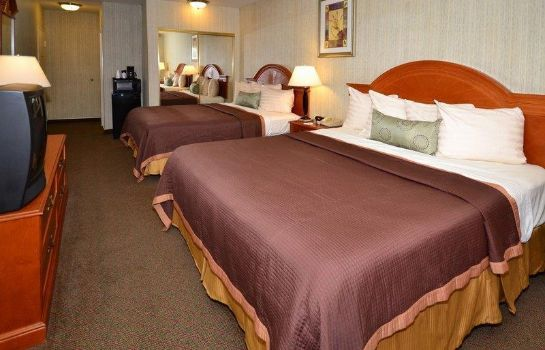 Zimmer BEST WESTERN AIRPORT PLAZA INN