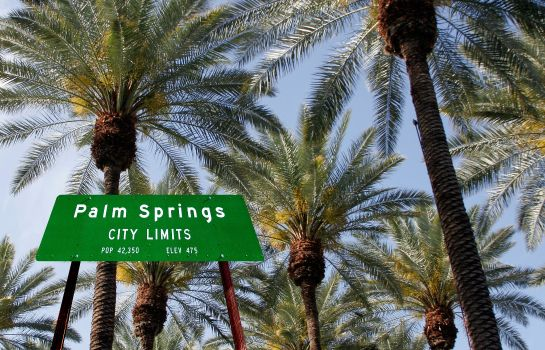 Info BEST WESTERN INN AT PALM SPRINGS