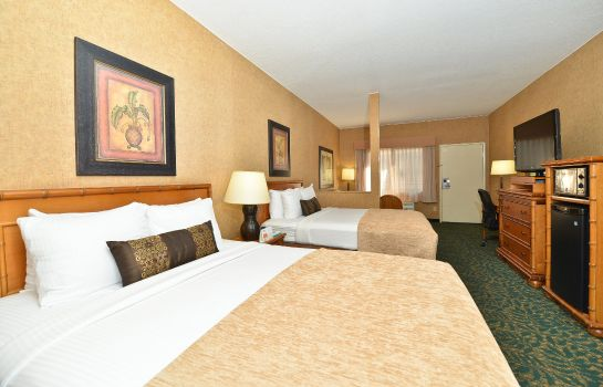 Suite BEST WESTERN PLUS PARK PLACE