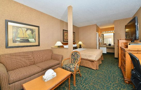 Zimmer BEST WESTERN PLUS PARK PLACE