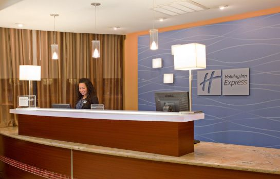Lobby Holiday Inn Express WEST LOS ANGELES-SANTA MONICA