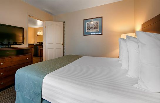 Suite Best Western Capital City Inn
