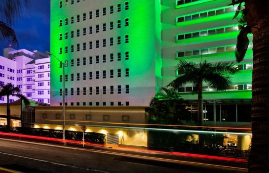 Außenansicht Holiday Inn MIAMI BEACH-OCEANFRONT