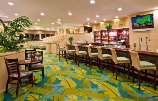 Bar del hotel Holiday Inn MIAMI BEACH-OCEANFRONT