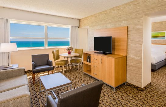 Suite Holiday Inn MIAMI BEACH-OCEANFRONT
